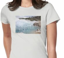 Hot Springs Womens Fitted T-Shirt