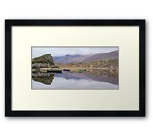 Killarney Reflection Framed Print