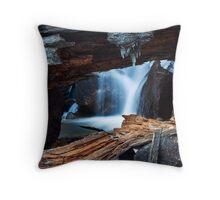 Big Pine Creek  Throw Pillow