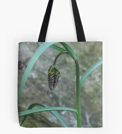 Snakes head fritillary Tote Bag