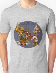 Where's Urabrask? (Round) Unisex T-Shirt