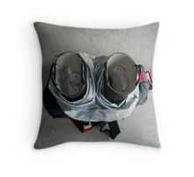 A Moments Notice: Ready To Serve Throw Pillow