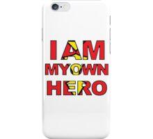 My Own Hero Spider Woman iPhone Case/Skin