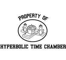 Property of Hyperbolic Time Chamber by alainbala