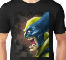 Painted Wolverine Unisex T-Shirt