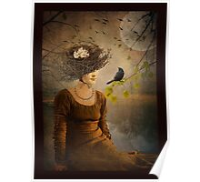 The Bird Watcher... Poster