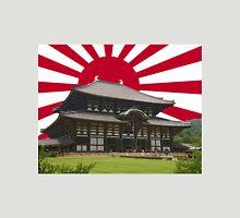 Land of the Rising Sun- Daibutsuden Unisex T-Shirt