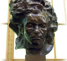 Beethoven au Musee d'Orsay a Paris   by shutterbug941