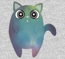 Tubby Pale Green Cat Kids Clothes