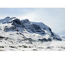 Icefields  Photographic Print