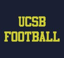 UCSB FOOTBALL T-Shirt