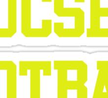 UCSB FOOTBALL Sticker