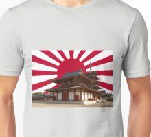 Land of the Rising Sun- Shitennoji temple Unisex T-Shirt