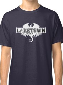 Laketown Archery Club (Dark) Classic T-Shirt