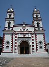Taxco, Mexico - Church by Allen Lucas
