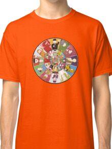 "Mr Benn. ""As if by magic, the Shopkeeper appeared."" Classic T-Shirt"