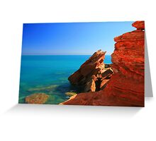 Gantheaume Point  Greeting Card