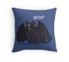 Got Fish? Throw Pillow