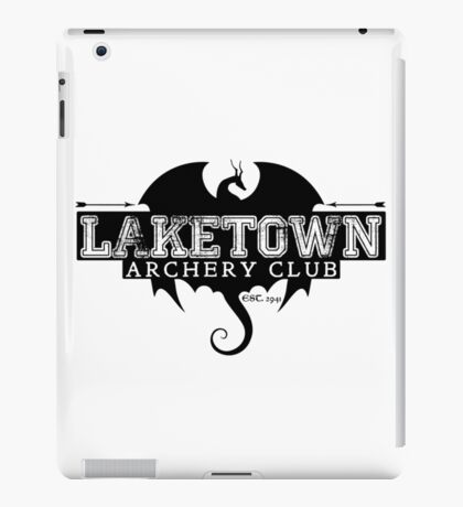Laketown Archery Club iPad Case/Skin