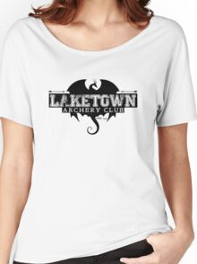 Laketown Archery Club Women's Relaxed Fit T-Shirt