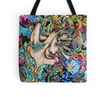 Beauty Of A Bad Trip Tote Bag
