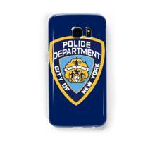 NYPD Samsung Galaxy Case/Skin