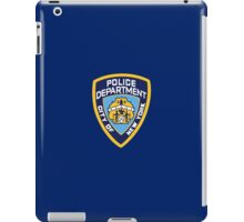 NYPD iPad Case/Skin