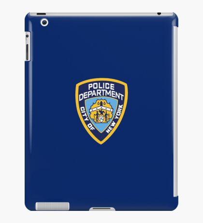 NYPD iPad Case/Skin