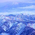 Over The Mountain Tops by Carol Barona