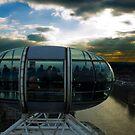 London Eye by Luke Stevens