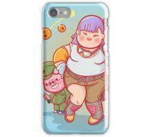 Chubby Bulma iPhone Case/Skin