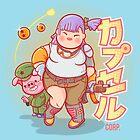 Chubby Bulma by TokyoCandies