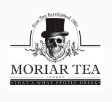 Moriartea of London - Sherlock Baby Tee