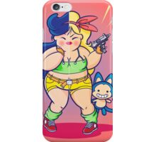 Chubby Lunch iPhone Case/Skin