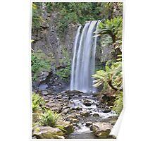Hopetoun Falls, Victoria Poster