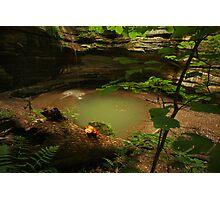 Ottawa Canyon Glow Photographic Print