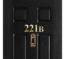221b Bag Photographic Print