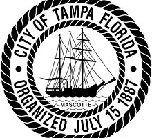 Seal of Tampa by abbeyz71