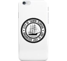 Seal of Tampa iPhone Case/Skin