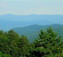 Smoky Mountain Majesty by Emilie Baltimore