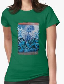 Blue Angel Womens Fitted T-Shirt