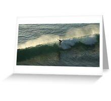 Surfer #1 Greeting Card