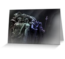 Guardians - Into the Light Greeting Card