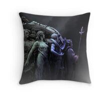 Guardians - Into the Light Throw Pillow