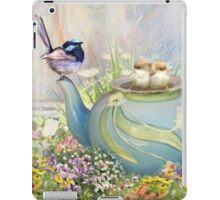 The Tiny Tea Party iPad Case/Skin