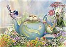 The Tiny Tea Party by Trudi's Images