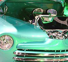 Green Rod by cshphotos