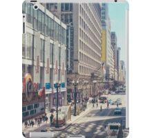 Joffrey Ballet Street View iPad Case/Skin