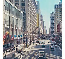 Joffrey Ballet Street View Photographic Print