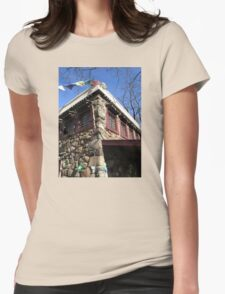 Jacques Marchais Museum of Tibetan Art, Staten Island, New York Womens Fitted T-Shirt